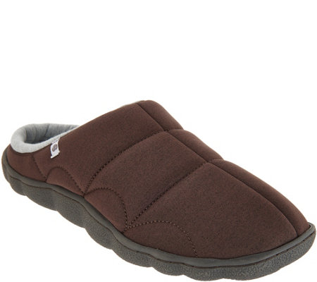 CLOUDSTEPPERS by Clarks Mens Jersey Slippers- Step Rest Clog