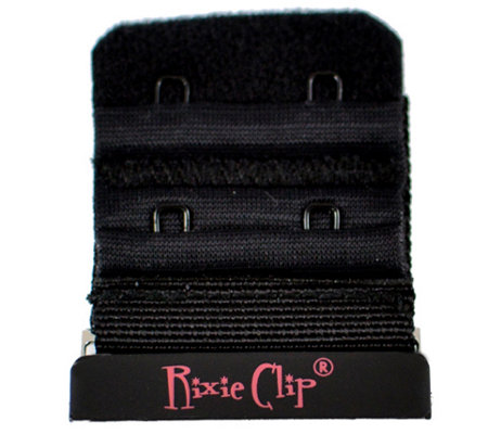 Rixie Clip Bra Band Tightener Accessory - 2 Hook 3/4""