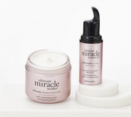 philosophy ultimate miracle worker face & eye fix Auto-Delivery