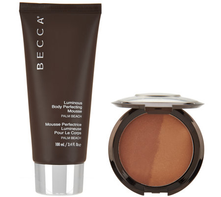 BECCA Face and Body Bronze Perfecting Duo