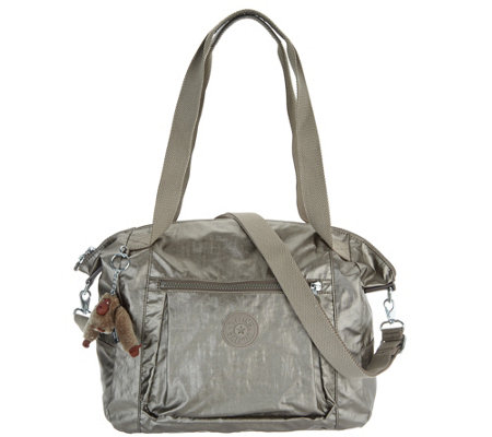 Kipling Convertible Shopper Handbag - Jaleb