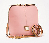 2827300a6b94 Dooney   Bourke Smooth Leather Large Trixie - A351934