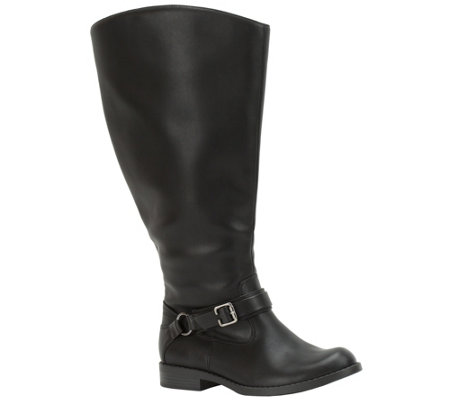 Easy Street Extra Wide Calf Tall Boots - QuinnPlus Plus