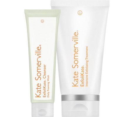 Kate Somerville ExfoliKate Intensive Treatment& Cleanser