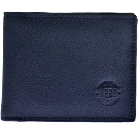 Hero Goods Garfield Wallet, Blue