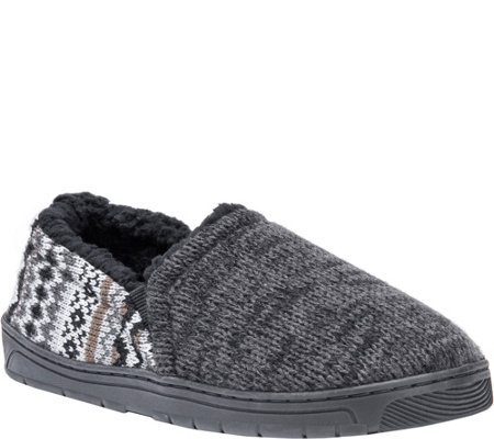 MUK LUKS Men's Christopher Slippers