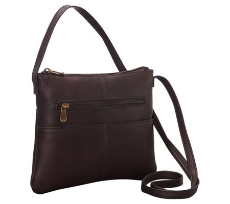 Le Donne Leather Three Slip Crossbody