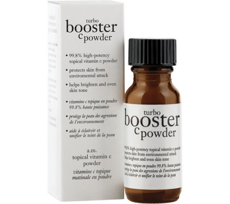 Philosophy Turbo Booster C Powder Auto Delivery