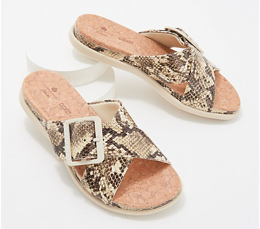CLOUDSTEPPERS by Clarks Slide Sandals - Step June Shell