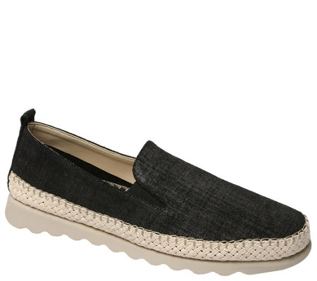 The Flexx Slip On Espadrilles Chappie