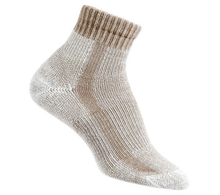 Thorlos Moderate Padded Womens Hiking Ankle Socks