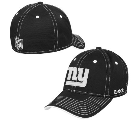 b5b503d9bc6 3afe2 where to buy nfl new york giants black white structured flex fit hat  4cb69 ec72d ...