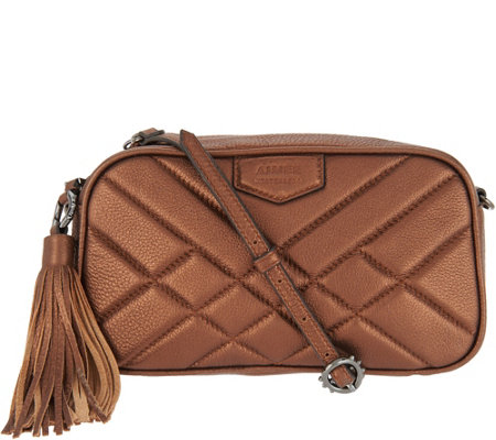 Aimee Kestenberg Pebble Leather Camera Crossbody - Kat