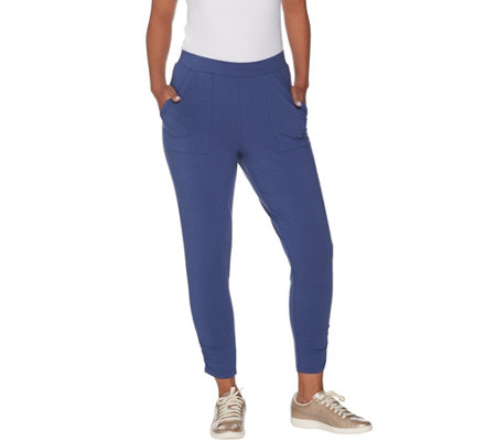 AnyBody Loungewear Cozy Knit Slim Pant