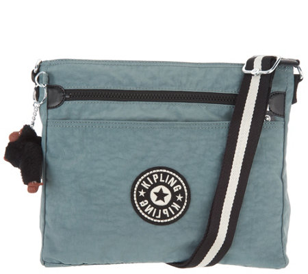 Kipling Nylon Medium Crossbody Bag - Shelia