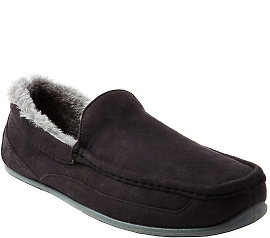 Deer Stags Men's Slipperooz Indoor/Outdoor Slippers - Spun