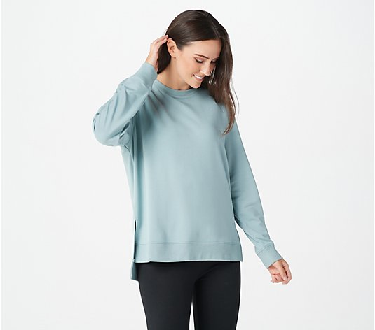 zuda Z-Knit French Terry Pullover Sweatshirt