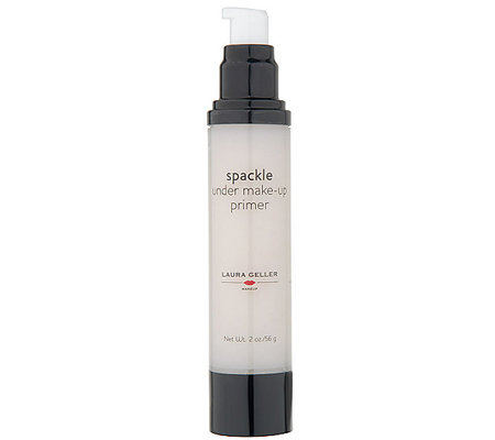 Laura Geller Spackle Cream Under Makeup Primer with Pump, 2 oz.