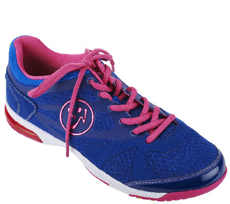 Zumba Lace-up Sneakers - Impact Max