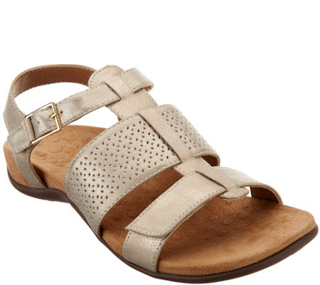Vionic Back-Strap Sandals - Goldie
