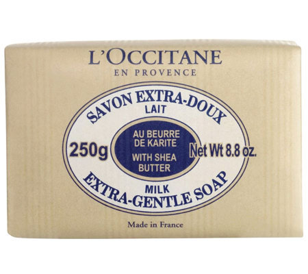 L'Occitane Shea Butter Extra Gentle Milk Soap