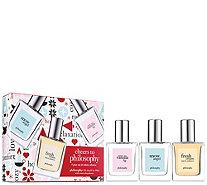 Philosophy 3 Piece Fragrance Gift Set