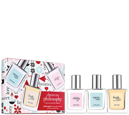 philosophy 3-Piece fragrance gift set