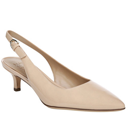 Naturalizer Pointed Toe Slingback Pumps Peyton