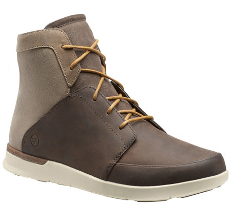 Superfeet Men S Lace Up Boots Elkhorn