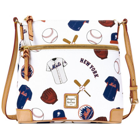 Dooney & Bourke MLB Mets Crossbody