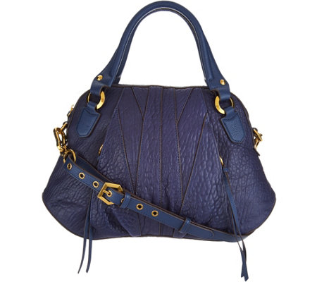 orYANY Lamb Leather Satchel Handbag -Trina