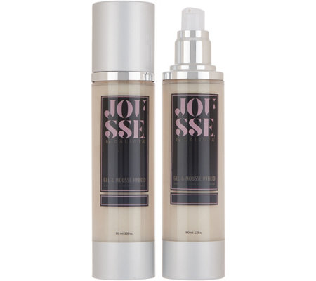Calista Jousse Gel and Mousse Hybrid Duo
