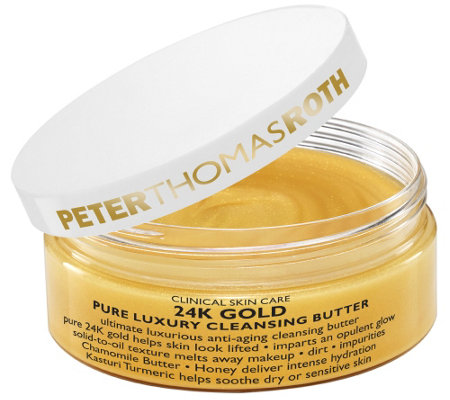 Peter Thomas Roth Super-Size 24K Gold CleansingButter