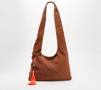 Vince Camuto Leather Shoulder Bag - Zane - A352337 46900c33ea03f