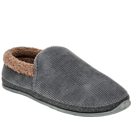 Deer Stags Men's Slipperooz Indoor/Outdoor Slippers - Strings