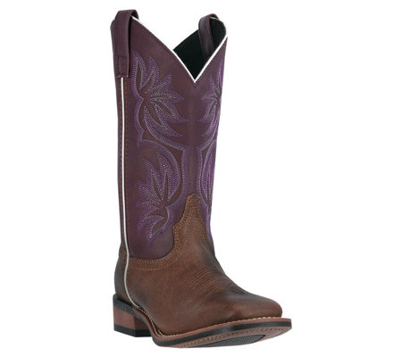 Laredo Cowboy Approved Boots - Gorge