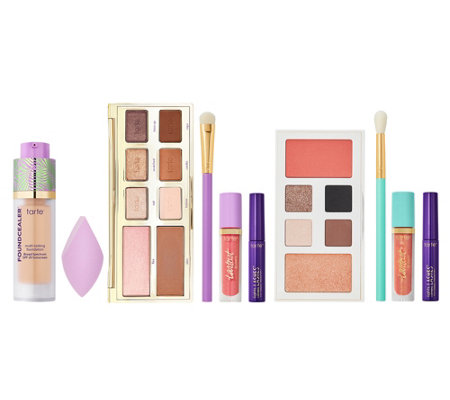 tarte Twice as Nice 10-Piece Collector's Gift Set