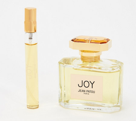 Jean Patou Joy Eau de Parfum Home & Away Set