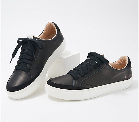 Dr. Scholl's Lace-Up Casual Sneakers - All In