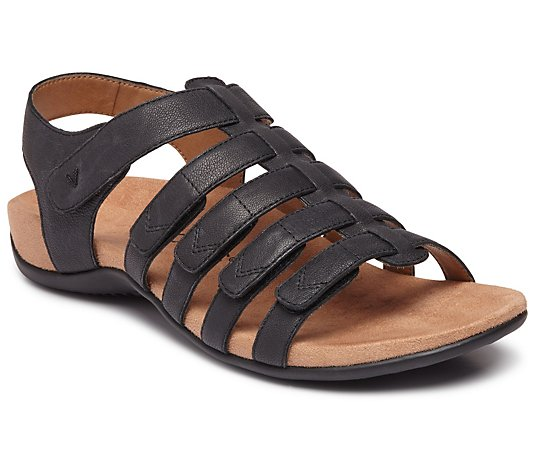 Vionic Backstrap Sandals - Harissa