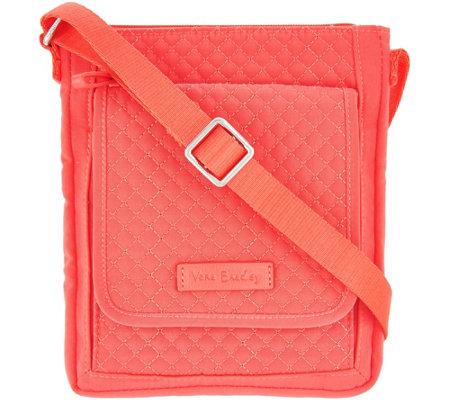 Vera Bradley Iconic Microfiber Rfid Mini Hipster Bag