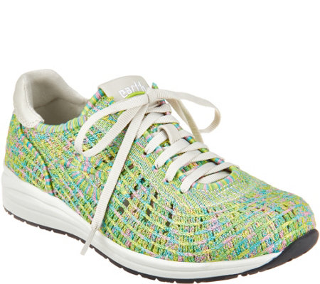 Earth Mesh Lace-Up Shoes - Vital
