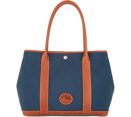 Dooney & Bourke Nylon Tote Handbag - Layla