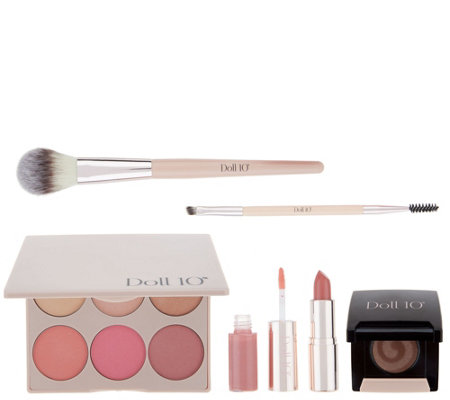 Doll 10 Glow Getter 6-Piece Collection
