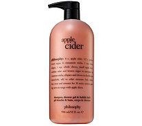 philosophy super-size autumn shower gel 32 ounce - A341638
