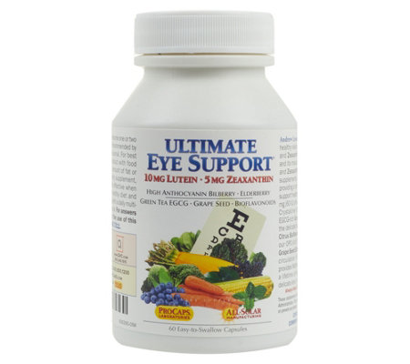 Andrew Lessman Ultimate Eye Support 180 Capsules
