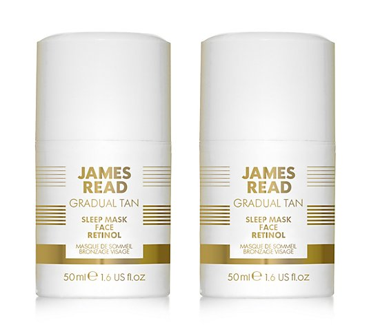 James Read Retinol Tanning Face Mask Auto-Delivery