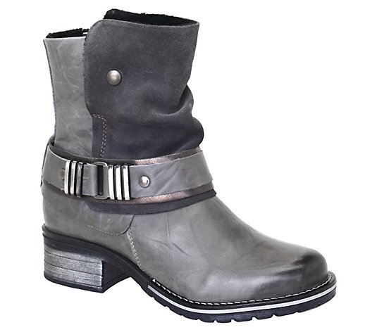 Dromedaris Leather Boots - Kikka