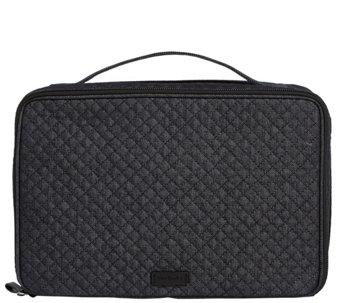 Vera Bradley Denim Iconic Large Blush   Brush Case - A415138 fc61116e74