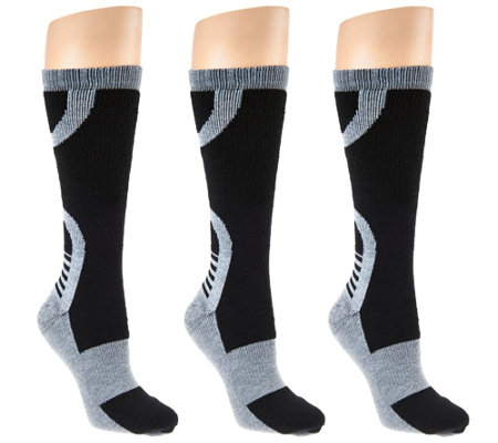 Catawba S/3 Men's Workzone Everyday Dri-Release Socks